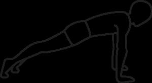 yoga - planche