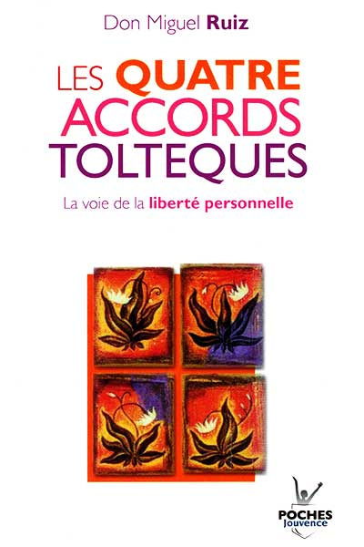 Les 4 accords toltèques - voir sur Amazon
