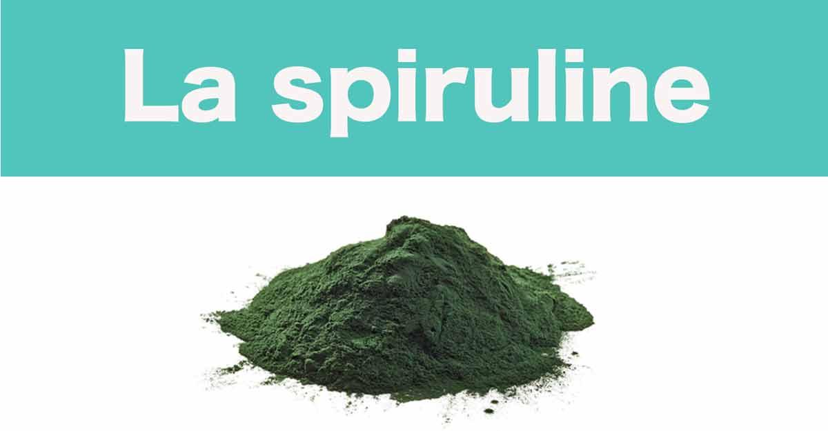 teneur protéine spiruline