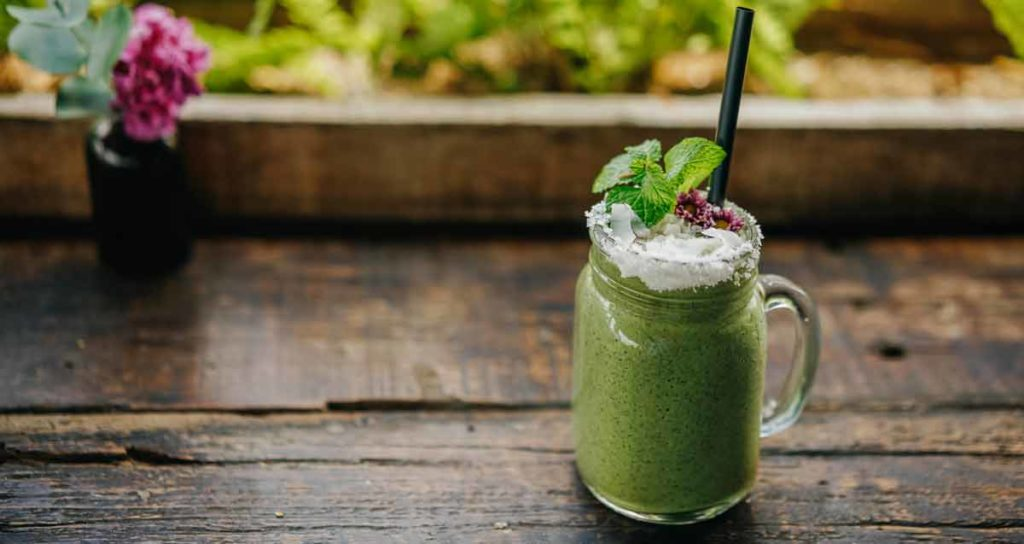 smoothie moringa