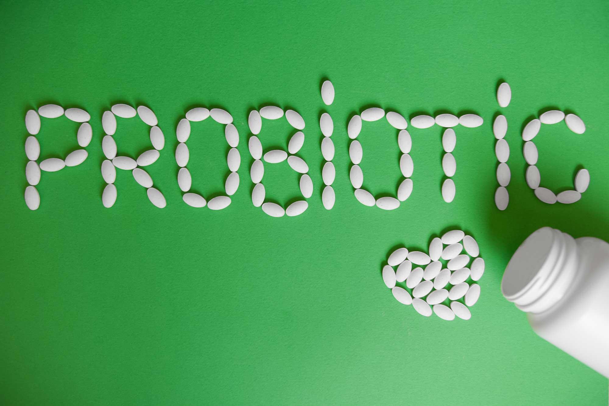 photo couverture probiotiques minceur
