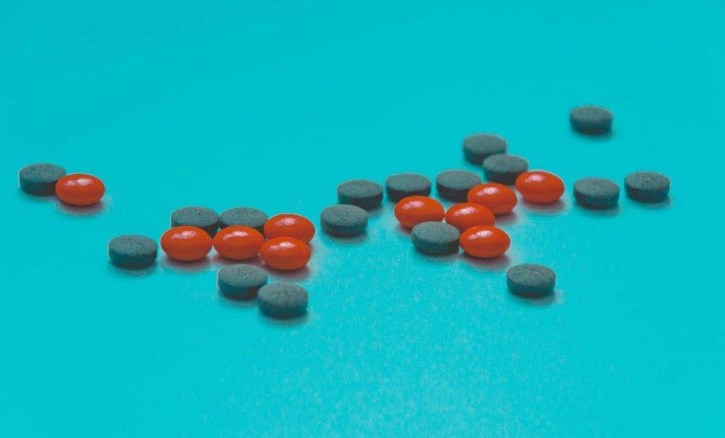 Probiotiques pilules